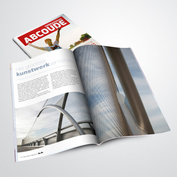 magazine Abcoude door Kat Design