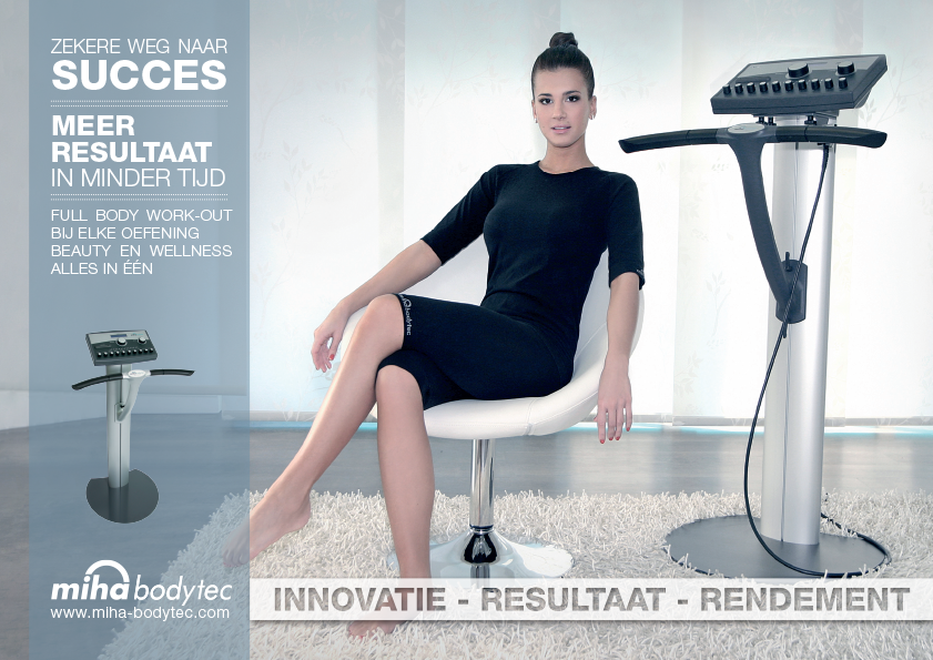 advertentie MIHA Bodytec