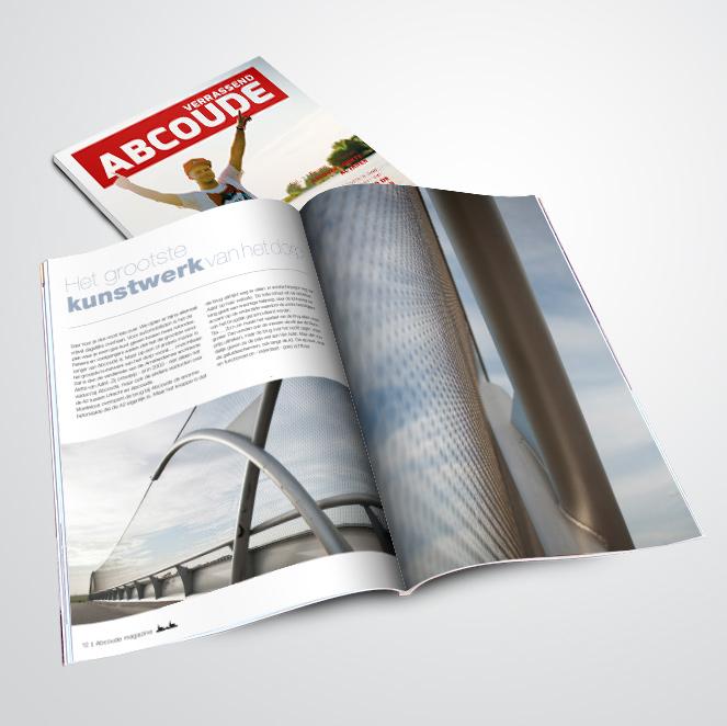 magazine Abcoude door Kat Design