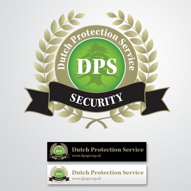 logo voor Dutch Protection Service
