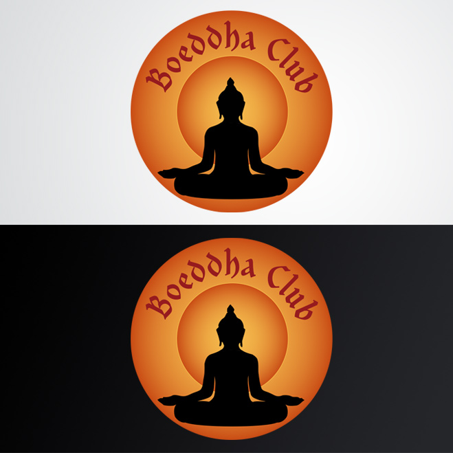 gemaakt door Kat Design voor Boeddhaclub-boeddhaclub