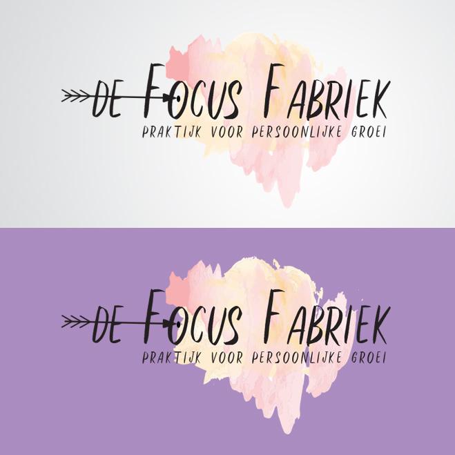 logo gemaakt door Kat Design voor de Focusfabriek