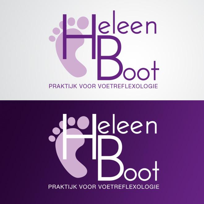 logo gemaakt voor Kat Design voor pedicure Heleen Boot
