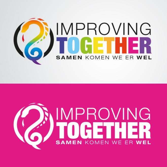 logo gemaakt voor Improving Together