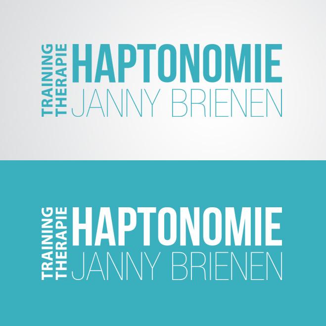 logo gemaakt door Kat Design voor Janny Brienen