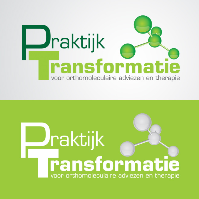 logo gemaakt door Kat Design voor praktijk transformatie