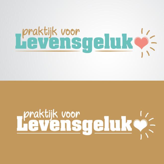 logo gemaakt door Kat Design voor Praktijk voor levensgeluk