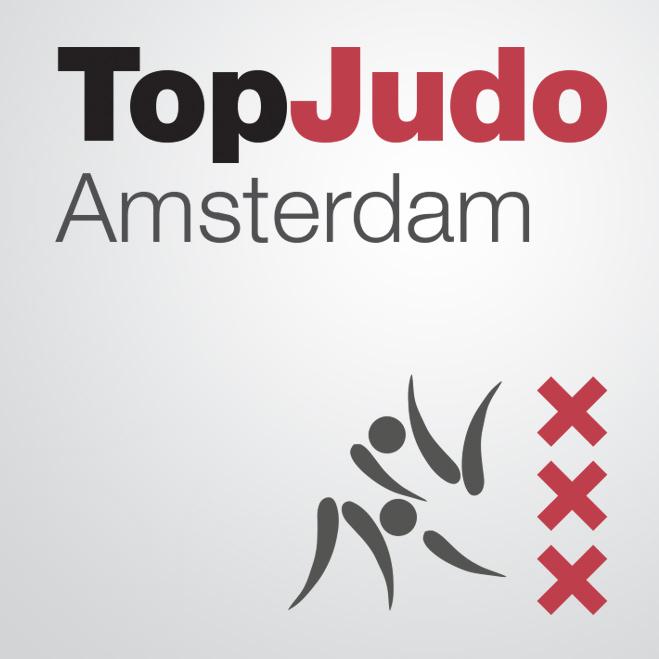 logo gemaakt door Kat Design voor Topjudo