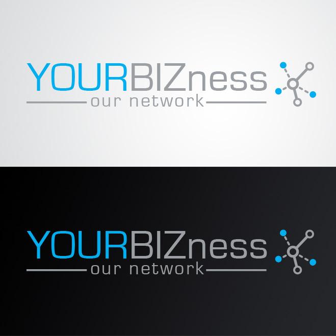 logo gemaakt door Kat Design voor Yourbiz Online