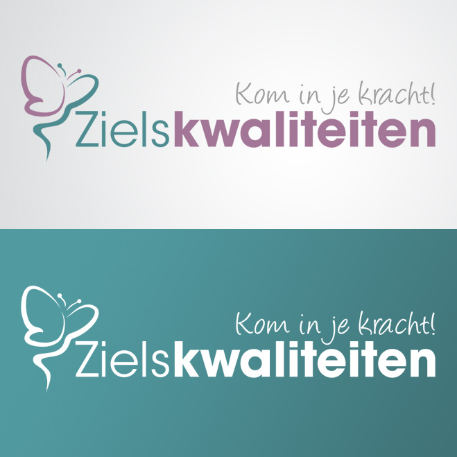 logo door Kat Design voor Lisette van Zielskwaliteiten