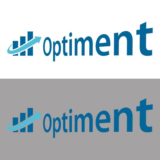Nieuw logo gemaakt door Kat Design voor Optiment